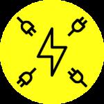 Peltolan piha sähköautojen latauspisteet